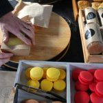 Macarons from Pembroke Patisserie