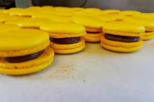 Macarons - Beauty and the Beast Movie Premiere at Rubys Cinema Wanaka