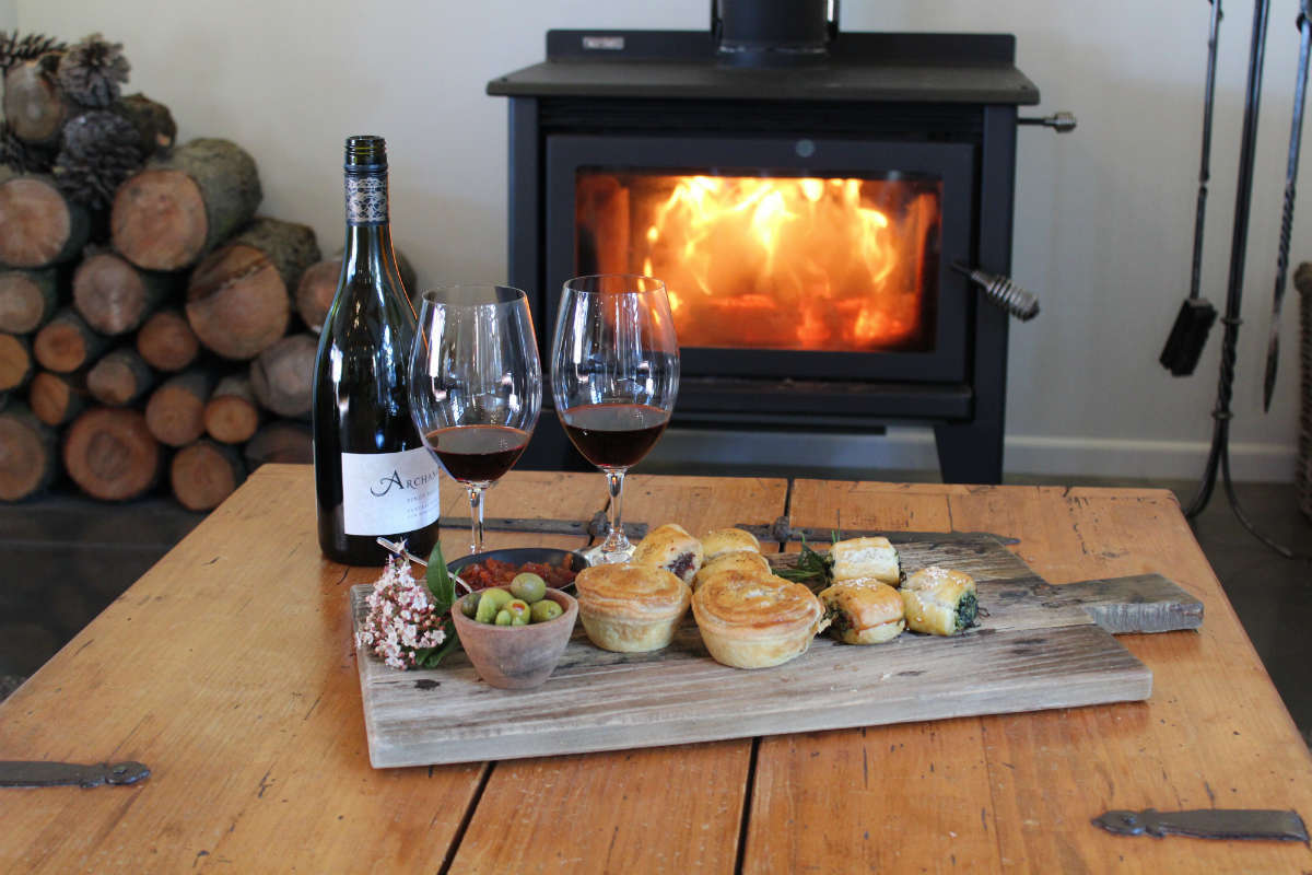 Stockist Feature: Archangel Wines Winter Warmer Platter