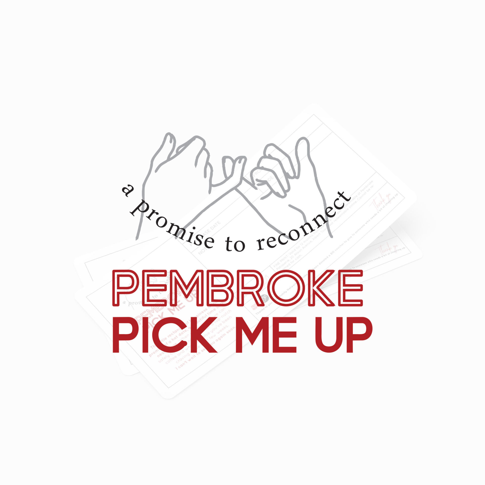 Pembroke Patisserie Pick Me Up voucher